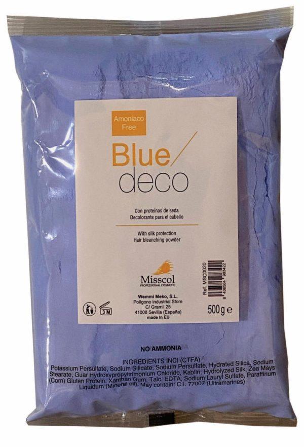 Blue Deco Misscol